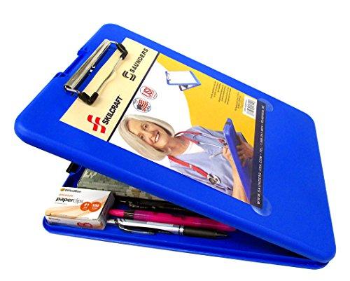 SKILCRAFT Lightweight Portable Storage Clipboard - 0.50