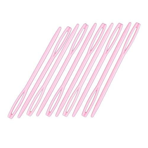Pack of 40 Dazzling Toys Ideal for crafts Plastic Lacing Needles
