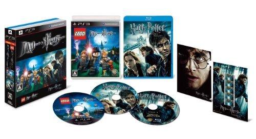 レゴ ハリー・ポッター 第1章-第4章 &ハリー・ポッターと死の秘宝 PART1ブルーレイ(2枚組)同梱パック(限定版)