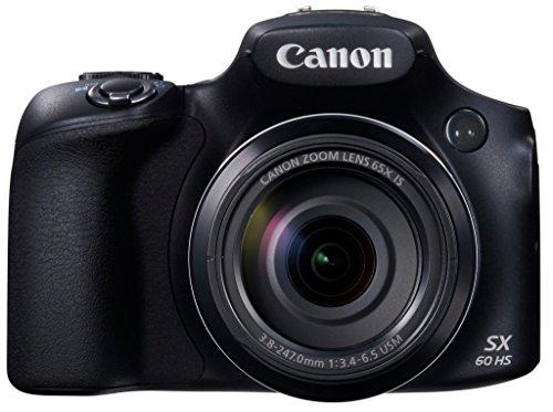 Canon PowerShot SX60 HS Digital Camera – Wi-Fi Enabled – International Version (No Warranty) Review