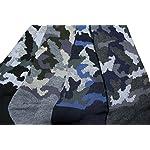 FERETI Chaussettes Hommes Militaire Camouflé Urban Camouflage Cam Jungle Style D'hiver Classique 10