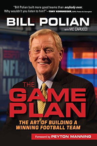 The Game Plan: The Art of Building a Winning Football Team