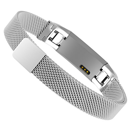 GOOQ Stainless Accessory Replacement Wristband