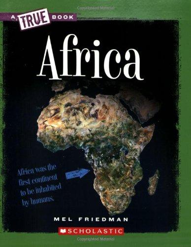 Africa (A True Book)