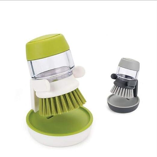 ANLIN - Cepillo para lavaplatos o jabón, detergente para ...