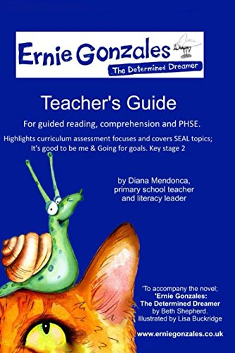 - The Determined Dreamer - Teacher's Guide: For guided reading, and comprehension and PHSE