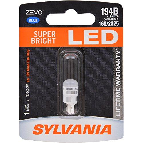 SYLVANIA ZEVO Blue Bulb Contains