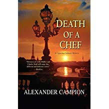 Death of a Chef (Capucine Culinary Mystery)