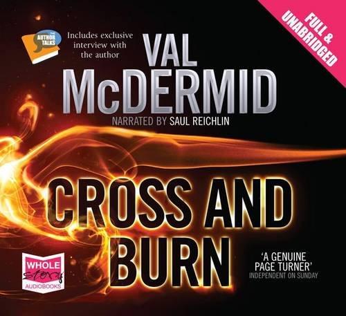 amazon cross and burn val mcdermid saul reichlin suspense