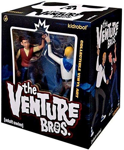 Kidrobot Vinyl Figure (Kidrobot The Venture Bros Medium Vinyl Art Figure)