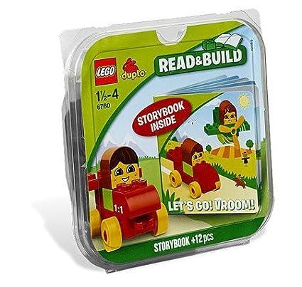 Wondrous Lego Duplo Read Build Lets Go Vroom 6760 Download Free Architecture Designs Oxytwazosbritishbridgeorg