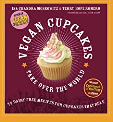 Vegan legends Isa Chandra Moskowitz and Terry Romero offer vegan-friendly recipes for both classic and innovative cupcakes that dominate the baking world.                                     The authors of Veganomicon take on ...