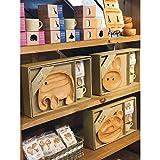 Time Concept Kids Petits Et Maman Wooden Elephant