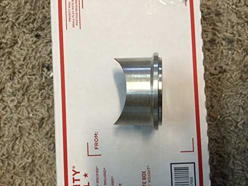 (Weld On Blow Off Valve BOV Aluminum Flange for Tial 50mm, Q &)