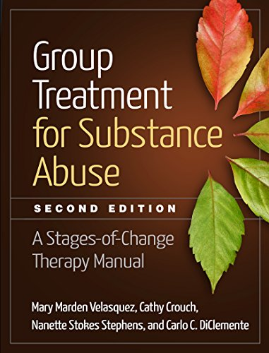Group Treatment for Substance Abuse, Second Edition: A Stages-of-Change Therapy Manual (Running Group Therapy)