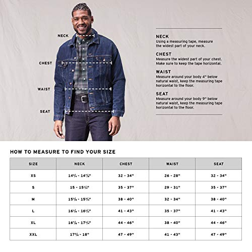 Levi's Men's Trucker Jacket Outerwear