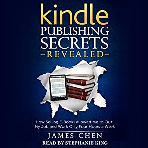 Kindle Publishing Secrets Revealed Audiobook