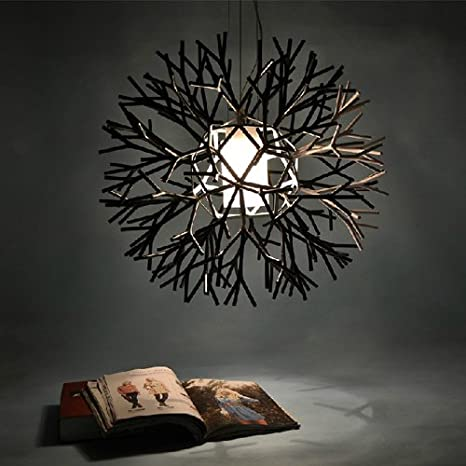 Lightinthebox coral design pendant 1 light iron acrylic painting lightinthebox coral design pendant 1 light iron acrylic painting modern home ceiling light mozeypictures Image collections