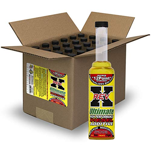 REV-X ULT0801 Ultimate Diesel Fuel System Treatment (24)
