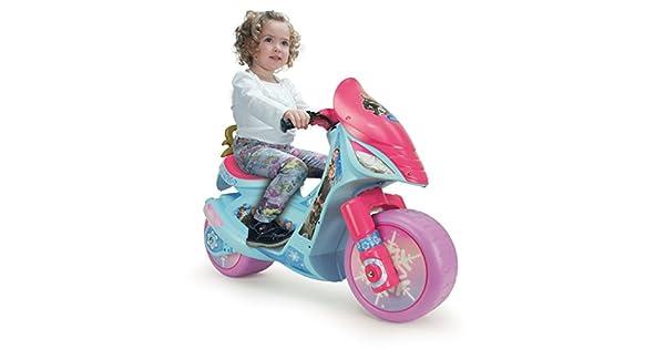 Amazon.com: Scooter eléctrico para niños Disney s Frozen ...