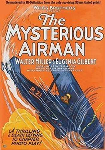 The Mysterious Airman (KPF Restoration)