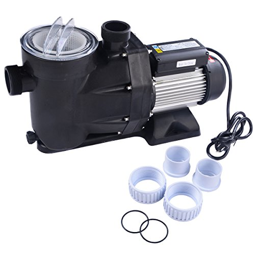Goplus 1.5HP Swimming Pool Electric Pump Water Pump SPA DC 5040 GPH 1-1/2'' NPT by Goplus