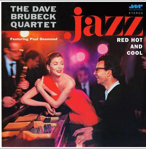 Jazz: Red, Hot And Cold [Vinyl] by Jazz Wax Records