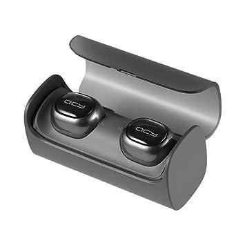 elepawl inalámbrico auriculares, Bluetooth auriculares estuche de carga dual V4.1 Auriculares inalámbricos sudor