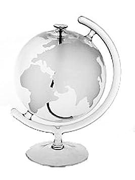 Globe Lampe à Huile Ronde Avec Pied à Remplir Décoration De Table