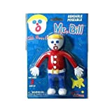 Mr. Bill Mr. Bill Bendable Action Figure, Baby & Kids Zone