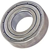 6205ZZ Bearing 25x52x15 Shielded