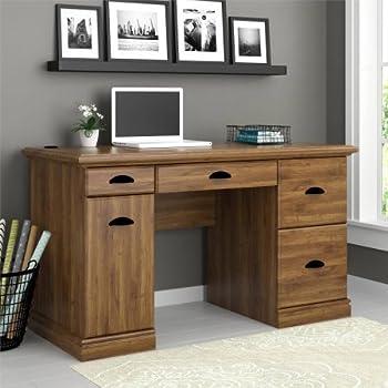 Amazon Com Better Homes And Gardens Desk Abby Oak A