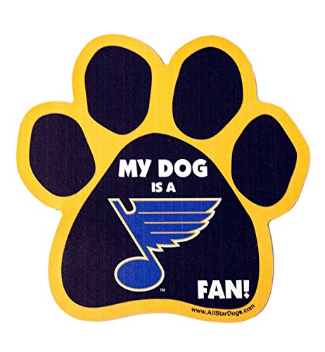 st-louis-blues-licensed-6-dog-paw-car-magnet