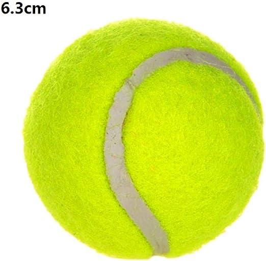 babyzhang Pelota de Tenis Gigante Masticar Perro Pelota de Tenis ...