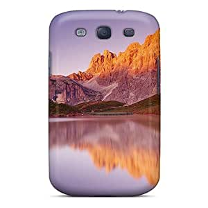 New Style MeSusges House Near The Lake Premium Tpu Cover Case For Galaxy S3