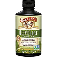 Barlean's Organic Oils Olive Leaf Complex Immune Support Liquid, 16 Ounce