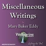 Miscellaneous Writings 1883-1896 | Mary Baker Eddy