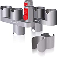 LANMU Docks Station Accessory Organizer Holders Compatible with DysonV11,V10,V8,V7 Cordless Vacuum Cleaner (Pack of 2), Accessory Holder and Clip, Accessory Holder and Clip