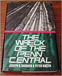 Penn Central Railroad (MBI Railroad Color History Series)
