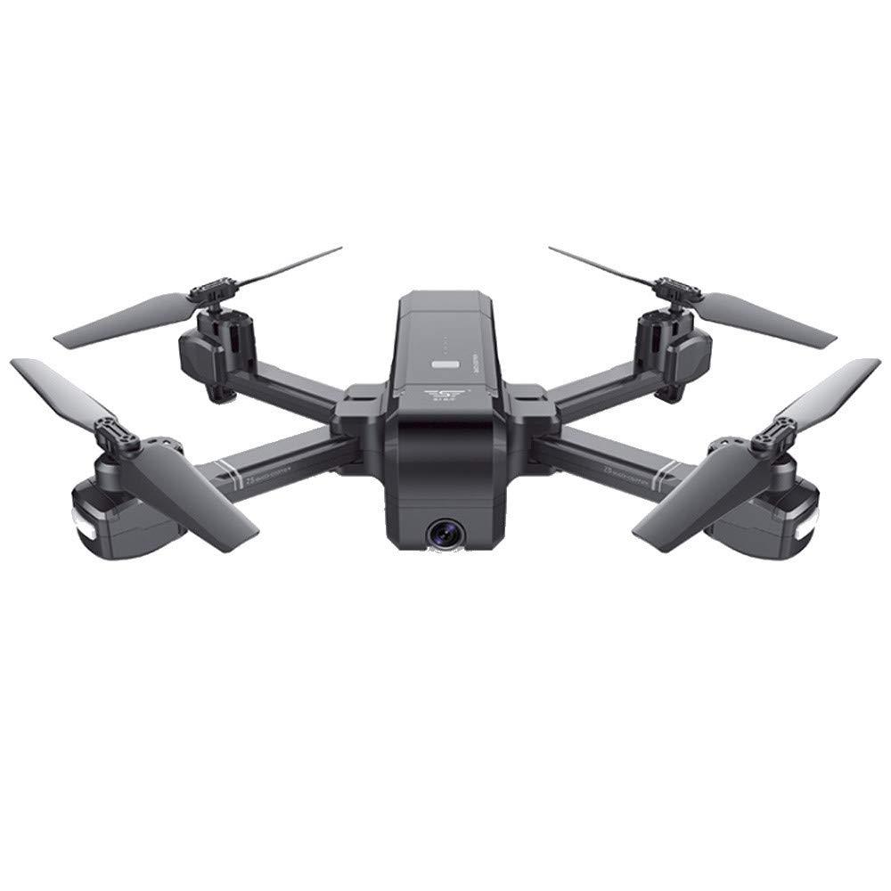 MOZATE SJ R/C Z5 1080P Wide-Angle Camera WiFi FPV Drone GPS Auto Return Follow Me (Black) by MOZATE (Image #1)