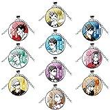 Salemor Haikyuu!! Necklace Cartoon Anime Figure