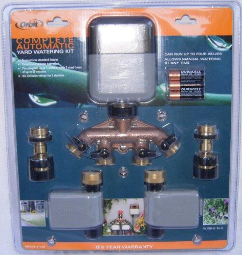 Orbit Complete Automatic Yard Watering