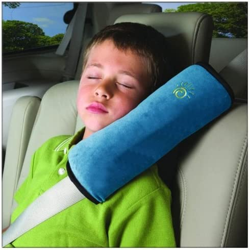 Shop Seat Belt Neck Pillow UK | Seat