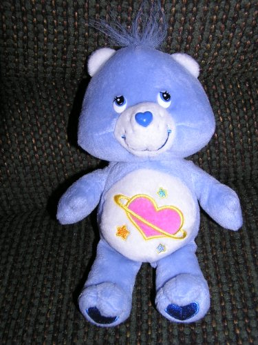 "Care Bears 8"" Plush Day Dream Bear Bean Bag Doll"