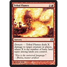Magic: the Gathering - Tribal Flames (138) - Modern Masters - Foil