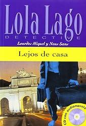 Lejos de casa : En espagnole (1CD audio)