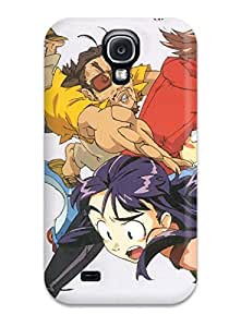 Fashionable Style Case Cover Skin For Galaxy S4- Flcl