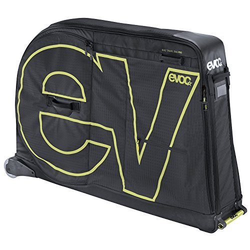 EVOC, Bike Travel Bag Pro, Bicycle travel bag, Black