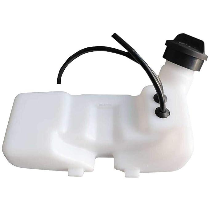 Dengofng 41373500410 Gas Depósito Combustible con Tapa Césped ...