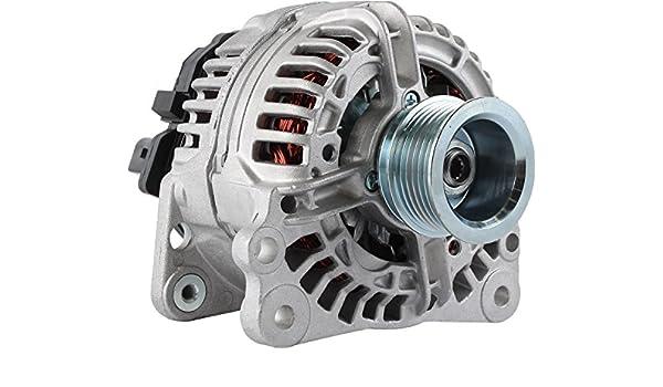 New 140 Amp Alternator John Deere Skid Steer 325 JD 5030T 70HP Engine 2000-2004